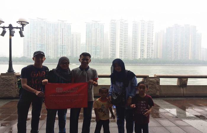 4 Days in  Hong Kong and Guangzhou