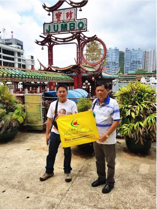 5 Days Hong Kong Macau SIC Tour