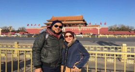 Amazing 5 Days Beijing Tour - Visitors at the Tiananmen Square