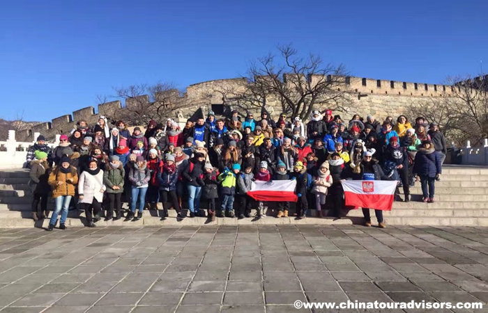 Beijing 2 Days Classic Tour - 93 Visitors at Mutianyu Great Wall