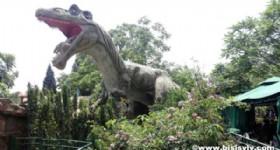 Beijing Dinosaur Park Opens
