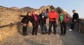 7 Days Beijing, Xian and Shanghai Tour - Visitors in Beijing