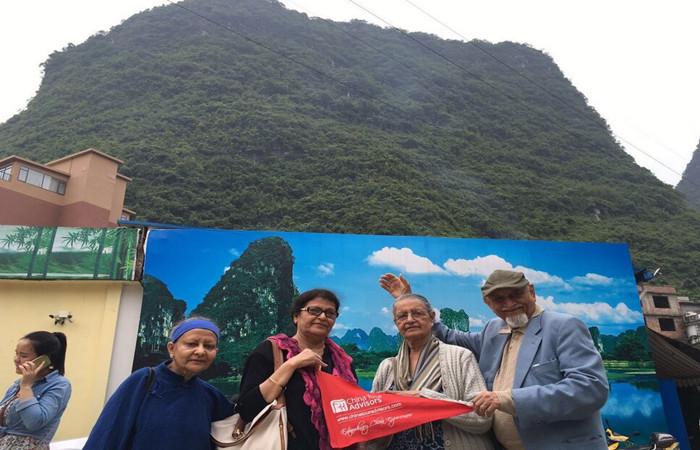 Beijing Xian Guilin Shanghai Tour