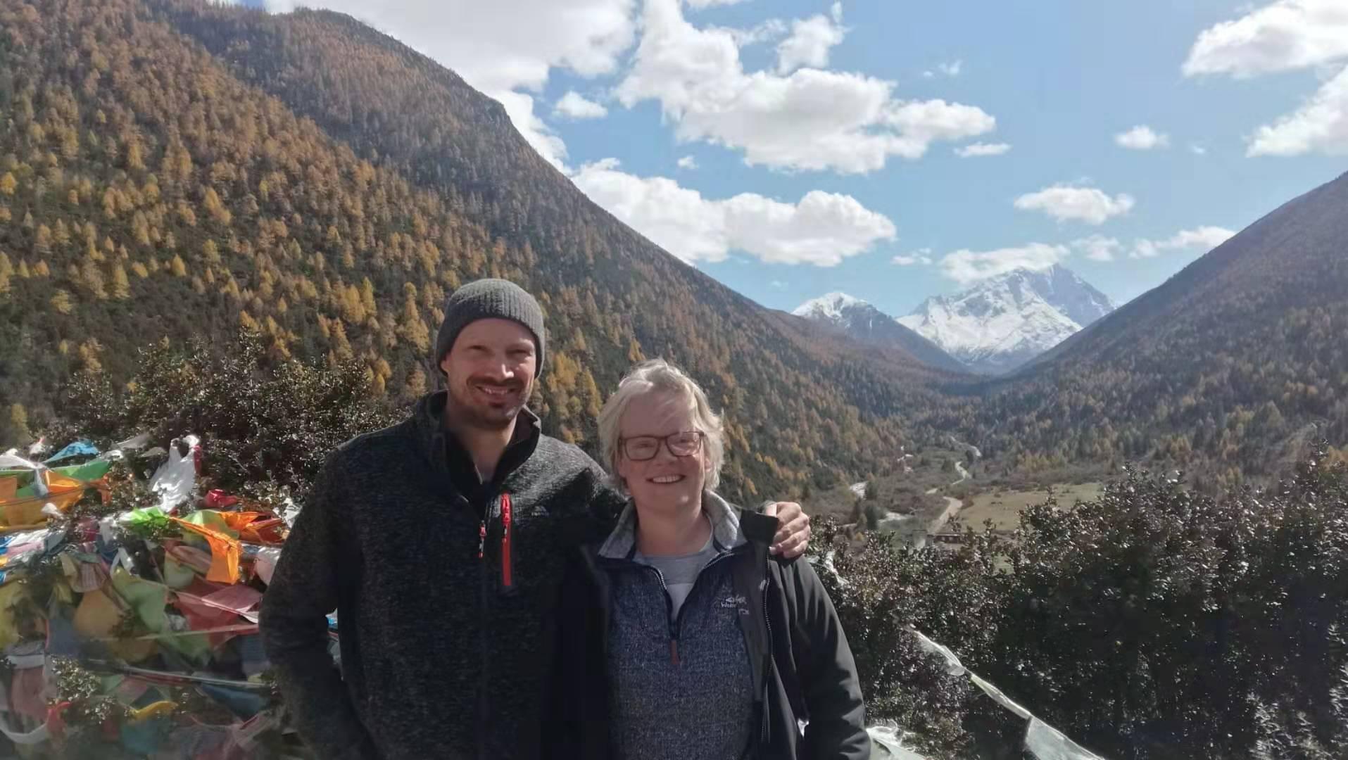 8 Day Chengdu, Kangding, Danba, Rilong Trekking Tour