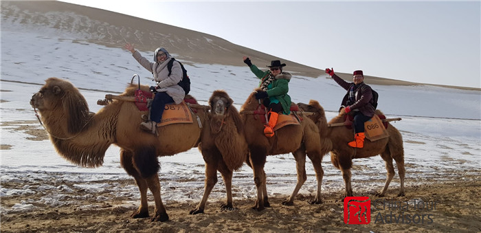 12 Day China Silk Road Tour