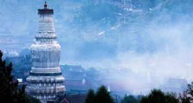 Mount Wutai Smart Tourism