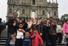 6 Day Hong Kong, Macau, Guangzhou and Shenzhen Muslim Tour
