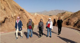 10 Days Xian, Gansu, Xinjiang Silk Road Tour