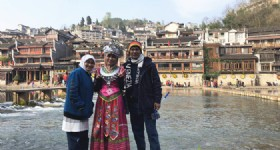 6 Days Changsha, Zhangjiajie and Fenghuang Town Muslim Tour