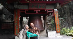 Guilin 4 Days Tour - Guests at Fubo Hill