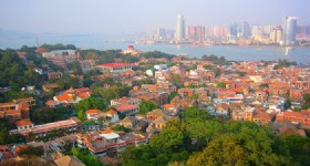 Gulangyu Island Enlisted as UNESCO Heritage Site