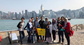 5 Days Hong Kong Muslim Tour