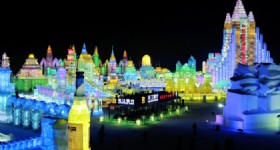 Harbin Ice and Snow World to Start Trial Run