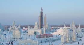 2017 Harbin Ice and Snow World set to open!