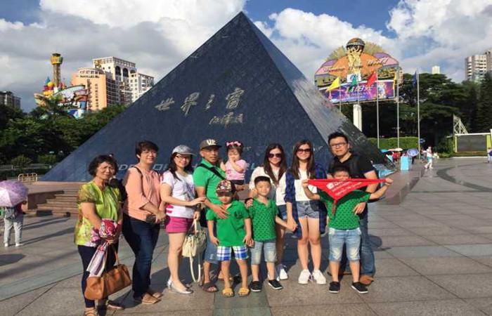 Hong Kong, Shenzhen and Macau Tour