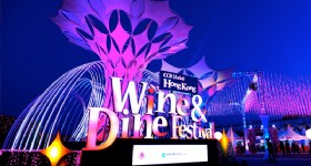 2015 Hong Kong Wine and Dine Month
