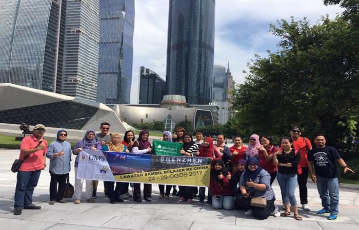 Guangzhou  Shenzhen 5-Day Tour