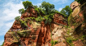 Leshan Giant Buddha Reopen to Public