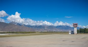 Lhasa-Hefei New Direct Flight Opens