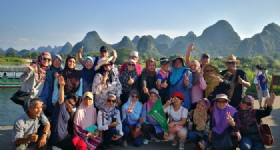 Guillin and Yangshuo 5 Days Tours