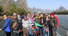5 Days Guilin Yangshuo Muslim Trip