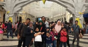 5 Days Hong Kong  Macau Muslim Tour