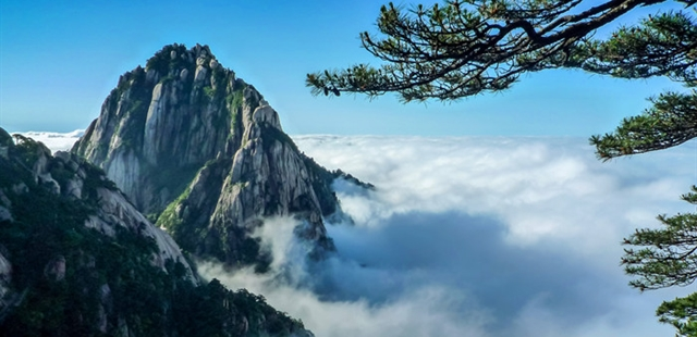 Mount Huangshan Lotus Peak Reopens