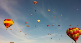 Ningxia Lingwu Balloon Festival is Coming