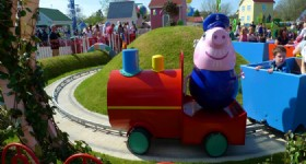 Peppa Pig Theme Park to Open in Shanghai and Beijing in 2019