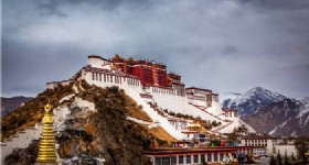 Potala Palace Opens for Free Over Winter