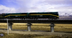 Qinghai Tibet Railway to Build 5 More Stations