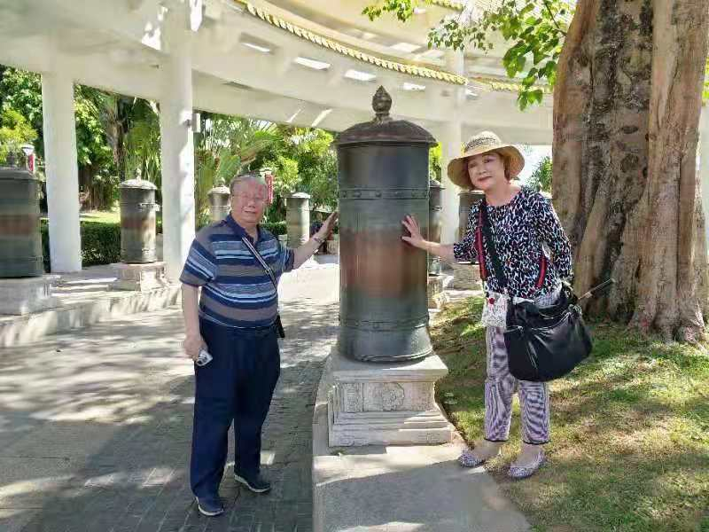 Sanya Nanshan Culture Day Tour