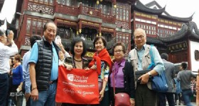 Enjoyed a Happy Trip to Shanghai with Delicious Local Food