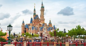 Shanghai Disneyland to Open on 16 June 2016!