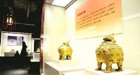Qing Royal Ware Exhibition in Shenyang
