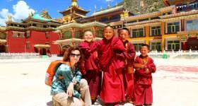 22-Day Chengdu, Emei, Kangding, Yajiang, Daocheng, Sertar, Ganzi, Yushu, Xiahe, Langmu Temple Tour
