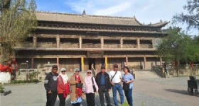 12 Day China Silk Road Muslim Tour