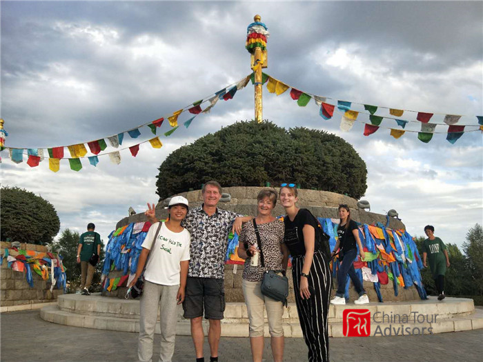 5 Days Xilin Gol Tour