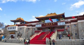 Expansion of Tibet Museum
