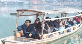 Changsha, Zhangjiajie and Fenghuang Tour - Guests at Fenghuang Ancient Town