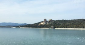 Skate Across Kunming Lake at the Summer Palace