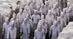 Terracotta Warriors Exhibit at the Field Museum Chicago