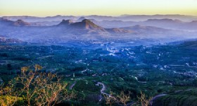 Yimeng Mountain Approved Global Geopark by UNESCO