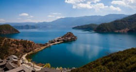 Yunnan Lucky Air Launches Direct Flights from Chengdu to Lugu Lake