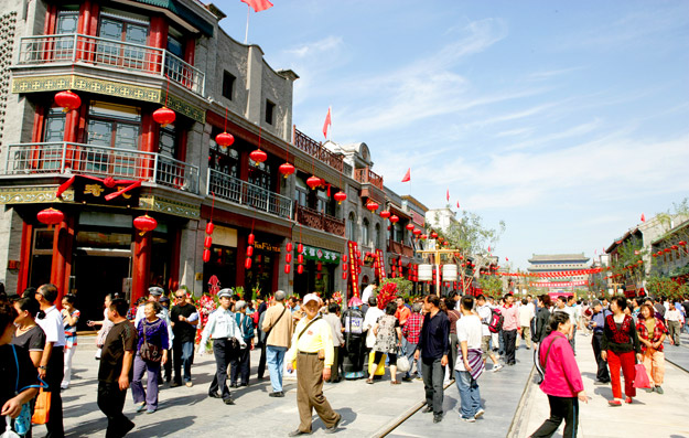 Shopping Amp Nightlife In Beijing Incentive Trip To China