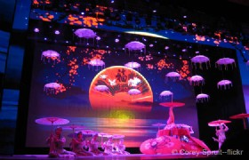 Beijing Night Tour- Acrobatic Show with Transfer