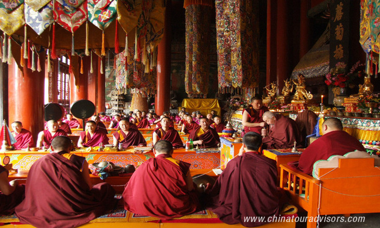 Saka Dawa Chinese Festivals China Tour Advisors