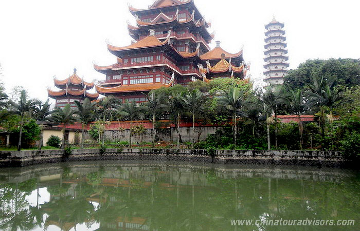 Xichan Temple Fuzhou China Xichan Temple Tours Facts