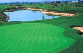 Xian Golf 5 Days Tour