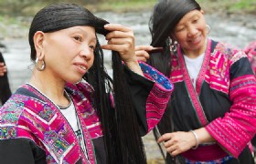 Trekking to Longsheng Rice Terraces & Yao Ethnic Villages 6 Days Tour
